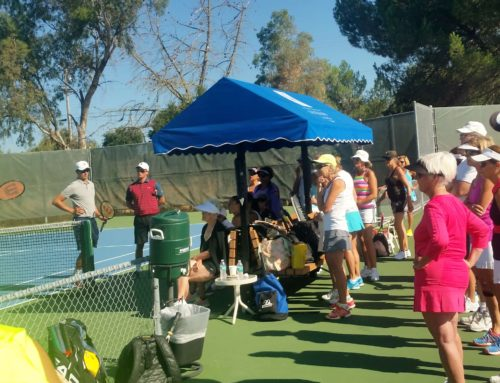 Day for the Queen Tennis Tournament